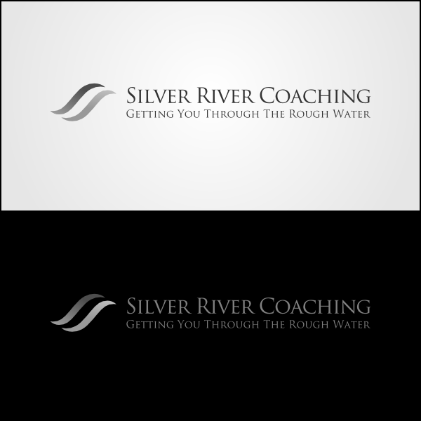 Logo Design by Joseph Vebra - Entry No. 184 in the Logo Design Contest Logo Design Needed for Exciting New Company Silver River Coaching.