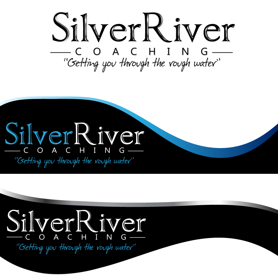 Logo Design by moonflower - Entry No. 191 in the Logo Design Contest Logo Design Needed for Exciting New Company Silver River Coaching.