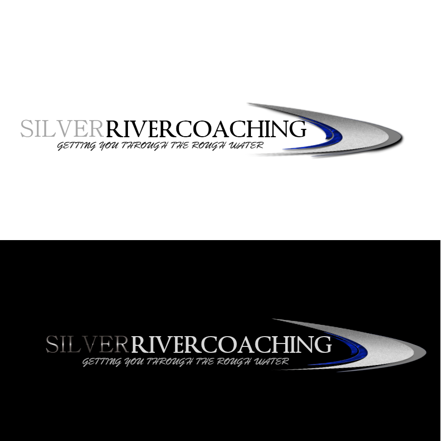 Logo Design by Chris Frederickson - Entry No. 192 in the Logo Design Contest Logo Design Needed for Exciting New Company Silver River Coaching.