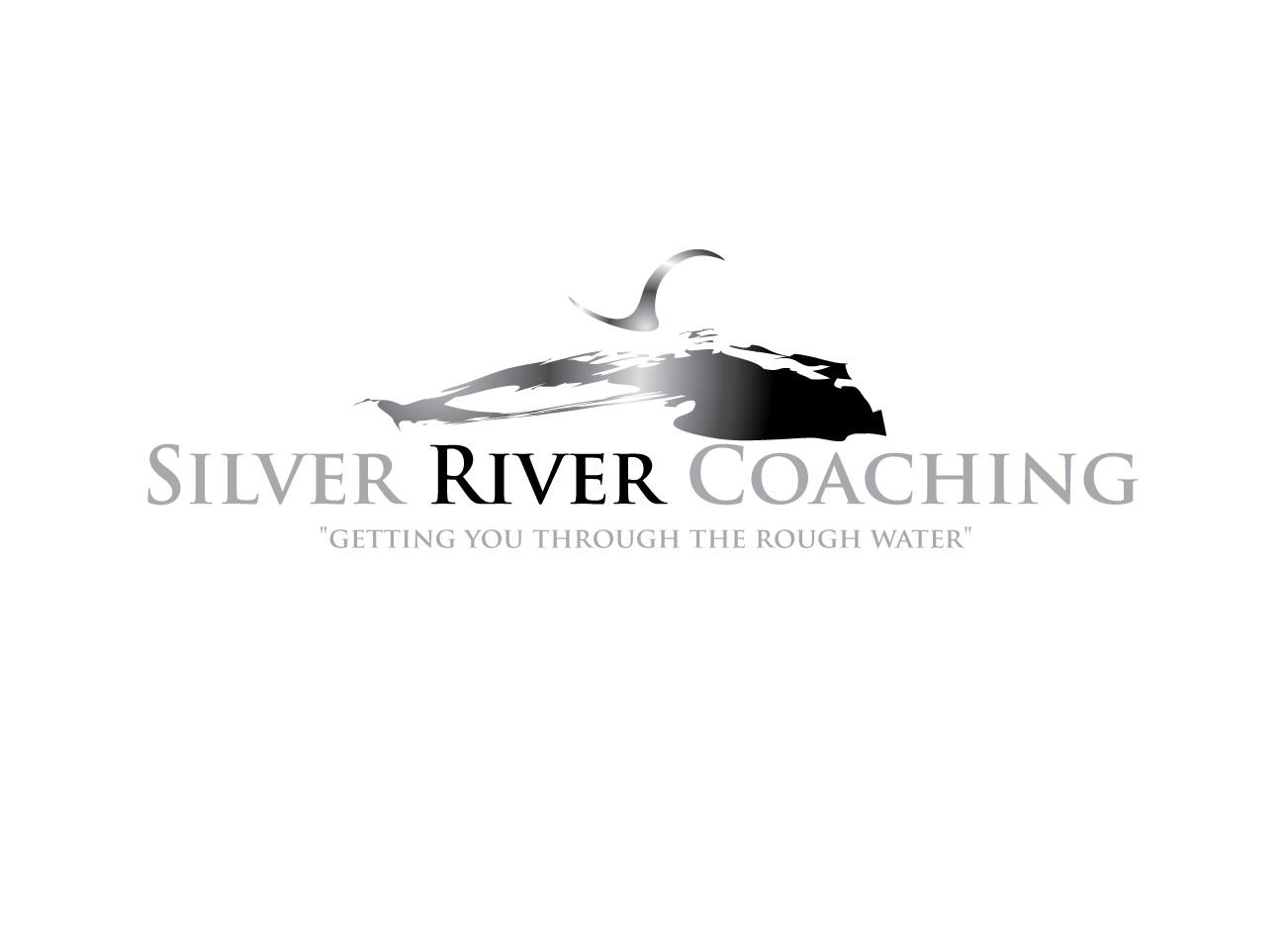 Logo Design by Severiano Fernandes - Entry No. 193 in the Logo Design Contest Logo Design Needed for Exciting New Company Silver River Coaching.