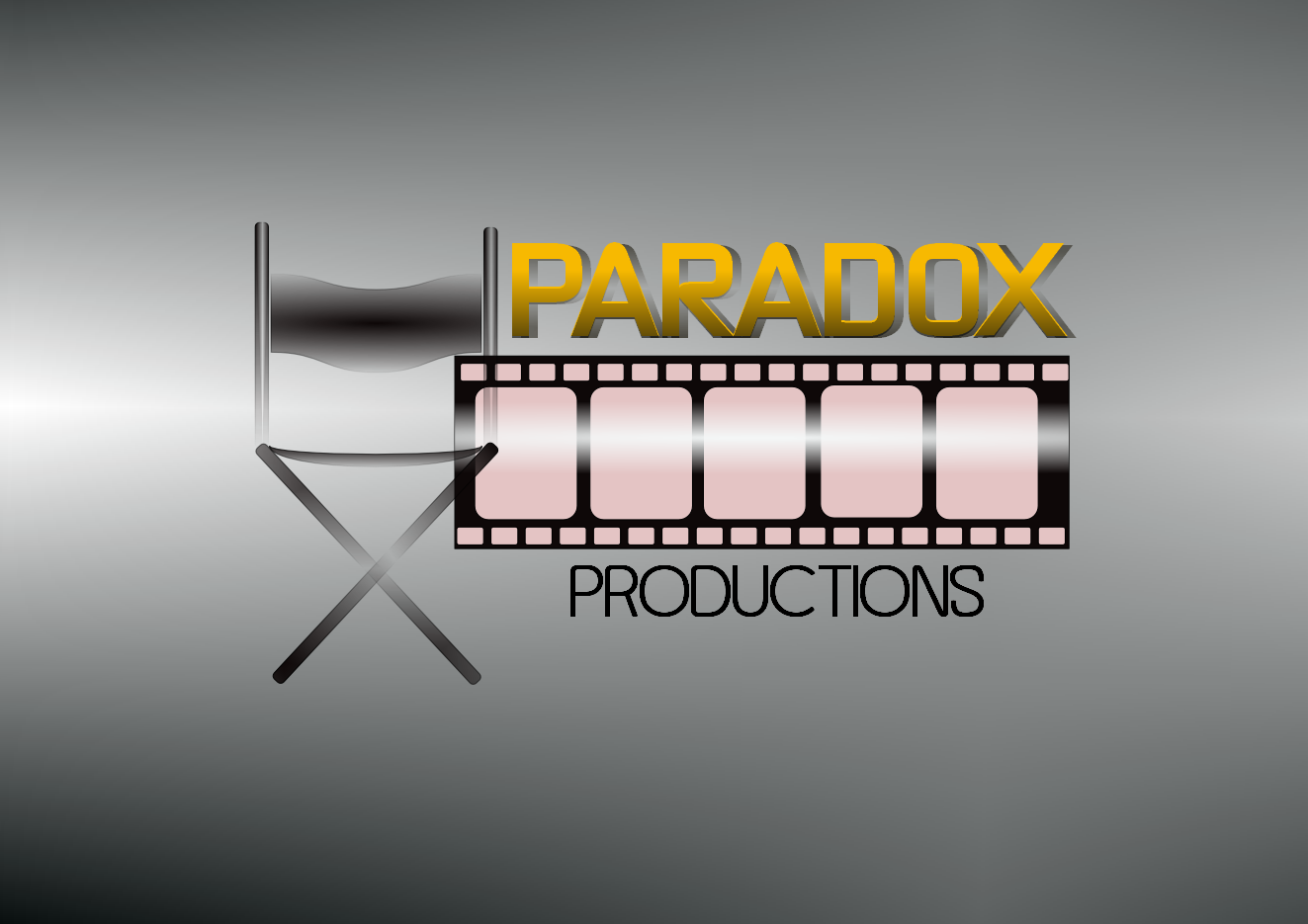 Logo Design by Heri Susanto - Entry No. 91 in the Logo Design Contest Unique Logo Design Wanted for PARADOX Productions.