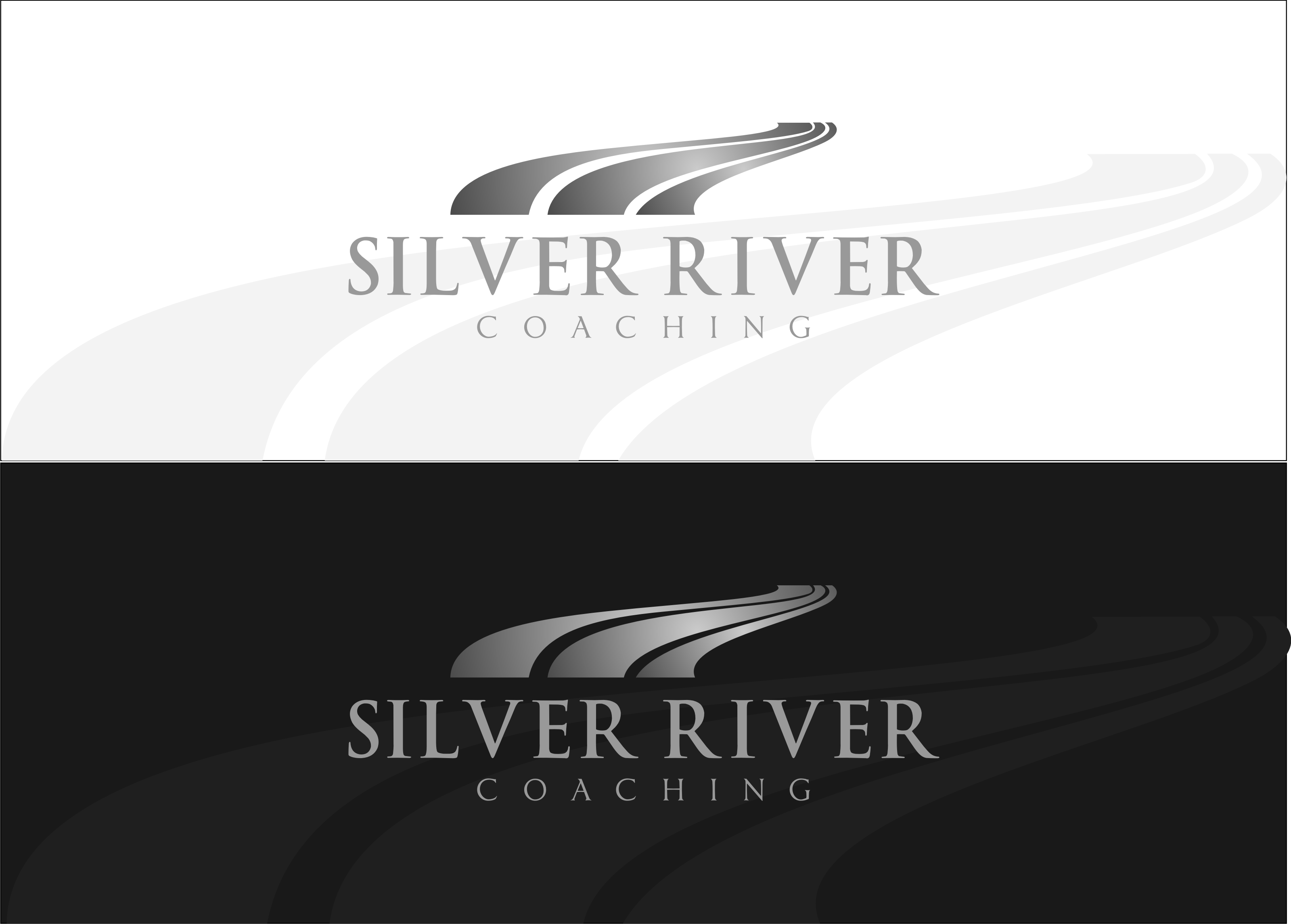 Logo Design by abdul - Entry No. 197 in the Logo Design Contest Logo Design Needed for Exciting New Company Silver River Coaching.