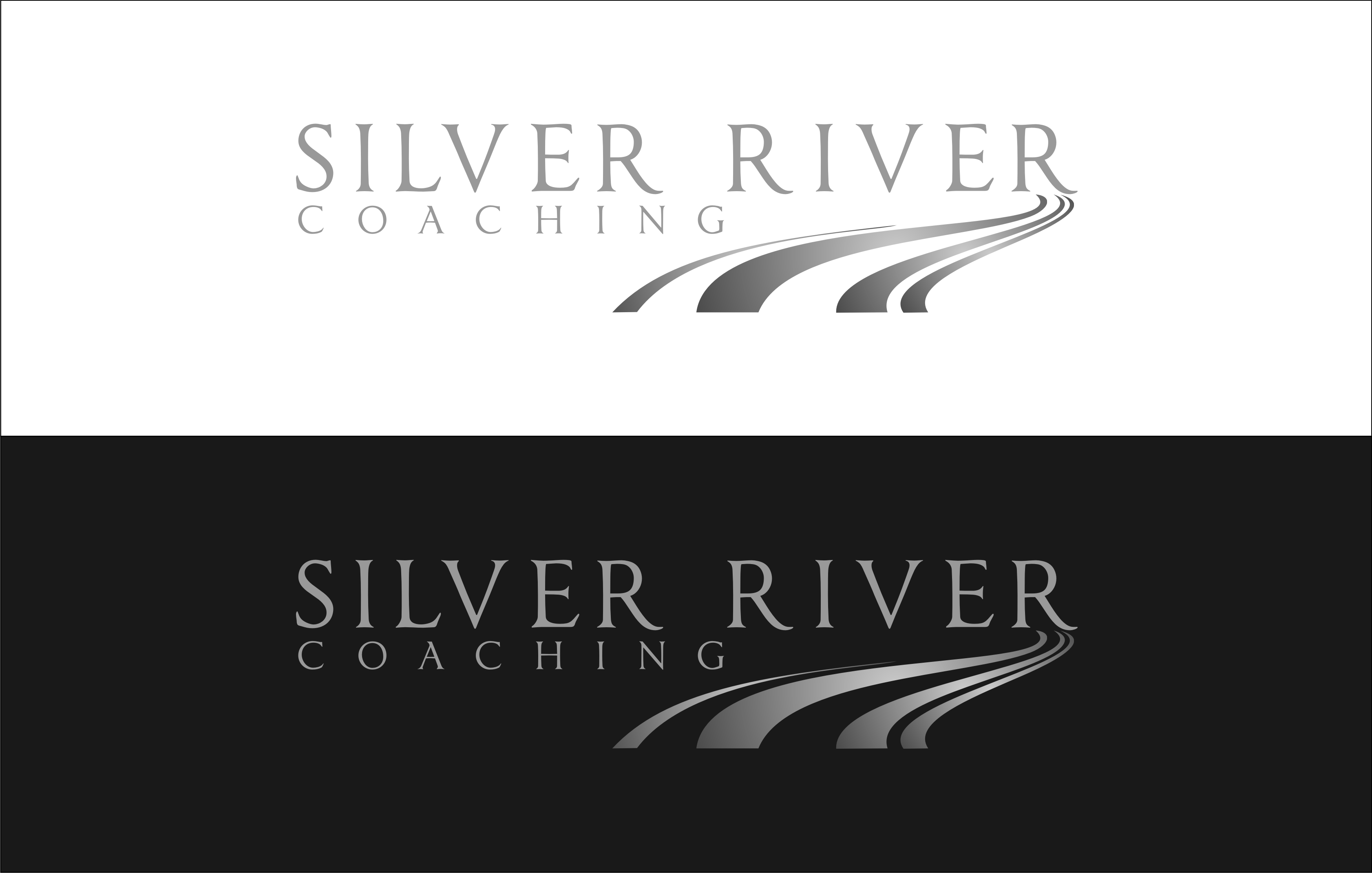 Logo Design by pahit - Entry No. 199 in the Logo Design Contest Logo Design Needed for Exciting New Company Silver River Coaching.