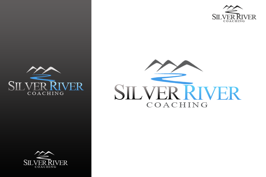 Logo Design by Golden_Hand - Entry No. 200 in the Logo Design Contest Logo Design Needed for Exciting New Company Silver River Coaching.