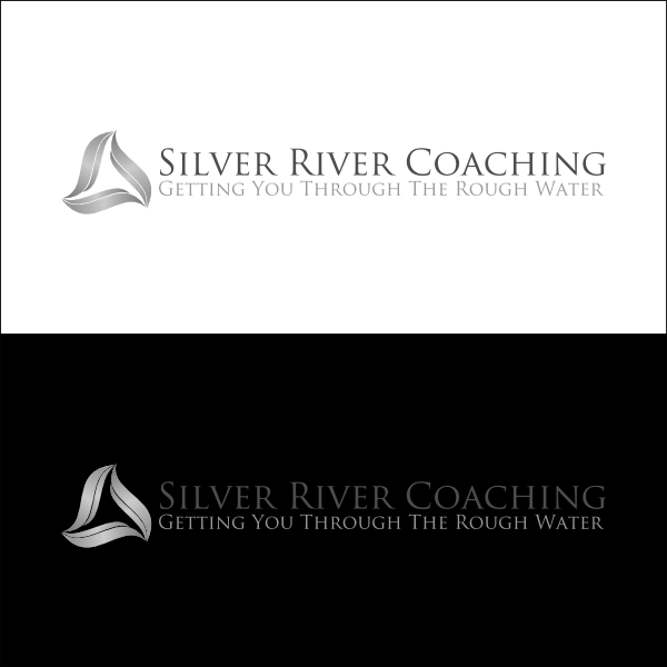 Logo Design by Joseph Vebra - Entry No. 201 in the Logo Design Contest Logo Design Needed for Exciting New Company Silver River Coaching.