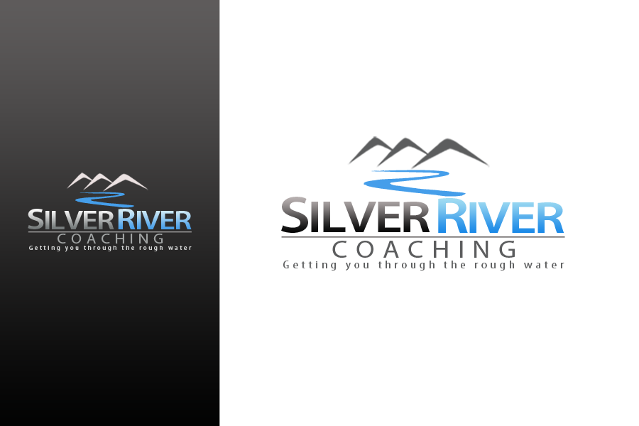 Logo Design by golden-hand - Entry No. 202 in the Logo Design Contest Logo Design Needed for Exciting New Company Silver River Coaching.