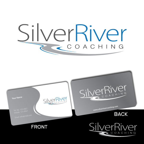 Logo Design by storm - Entry No. 215 in the Logo Design Contest Logo Design Needed for Exciting New Company Silver River Coaching.
