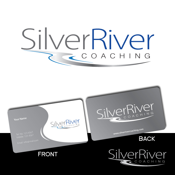 Logo Design by storm - Entry No. 216 in the Logo Design Contest Logo Design Needed for Exciting New Company Silver River Coaching.