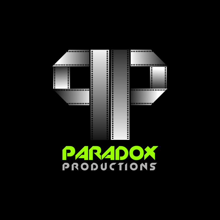 Logo Design by Rudy - Entry No. 102 in the Logo Design Contest Unique Logo Design Wanted for PARADOX Productions.