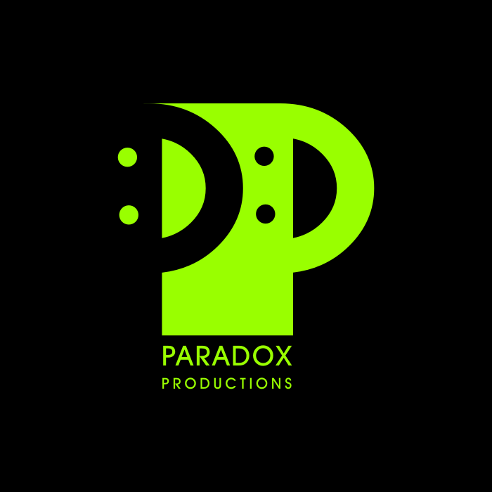 Logo Design by Rudy - Entry No. 103 in the Logo Design Contest Unique Logo Design Wanted for PARADOX Productions.