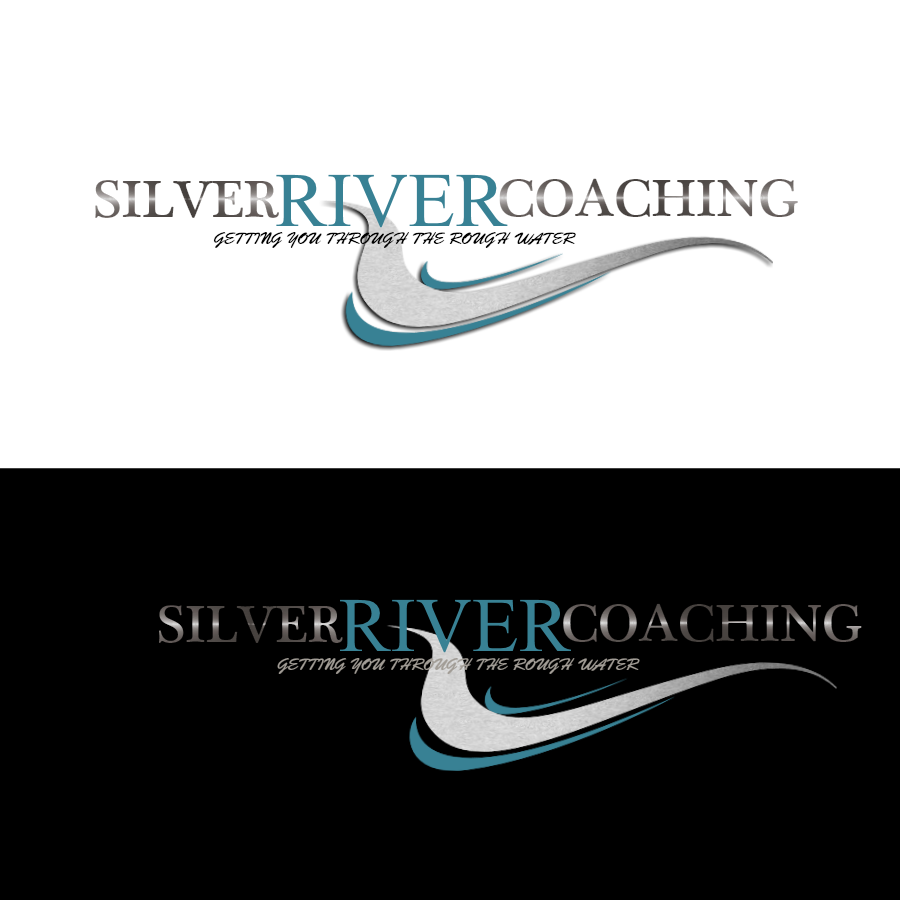 Logo Design by Chris Frederickson - Entry No. 219 in the Logo Design Contest Logo Design Needed for Exciting New Company Silver River Coaching.
