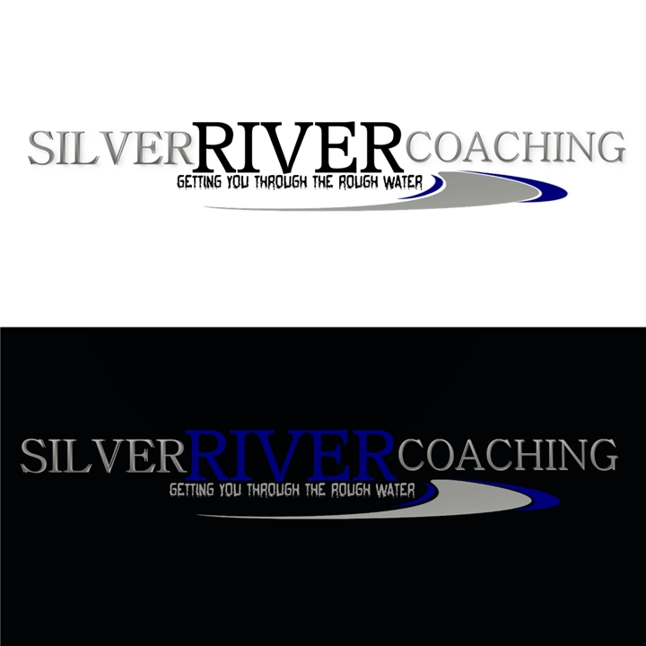 Logo Design by Chris Frederickson - Entry No. 223 in the Logo Design Contest Logo Design Needed for Exciting New Company Silver River Coaching.