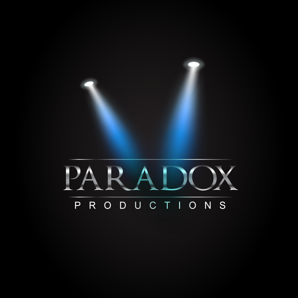 Logo Design by moonflower - Entry No. 110 in the Logo Design Contest Unique Logo Design Wanted for PARADOX Productions.