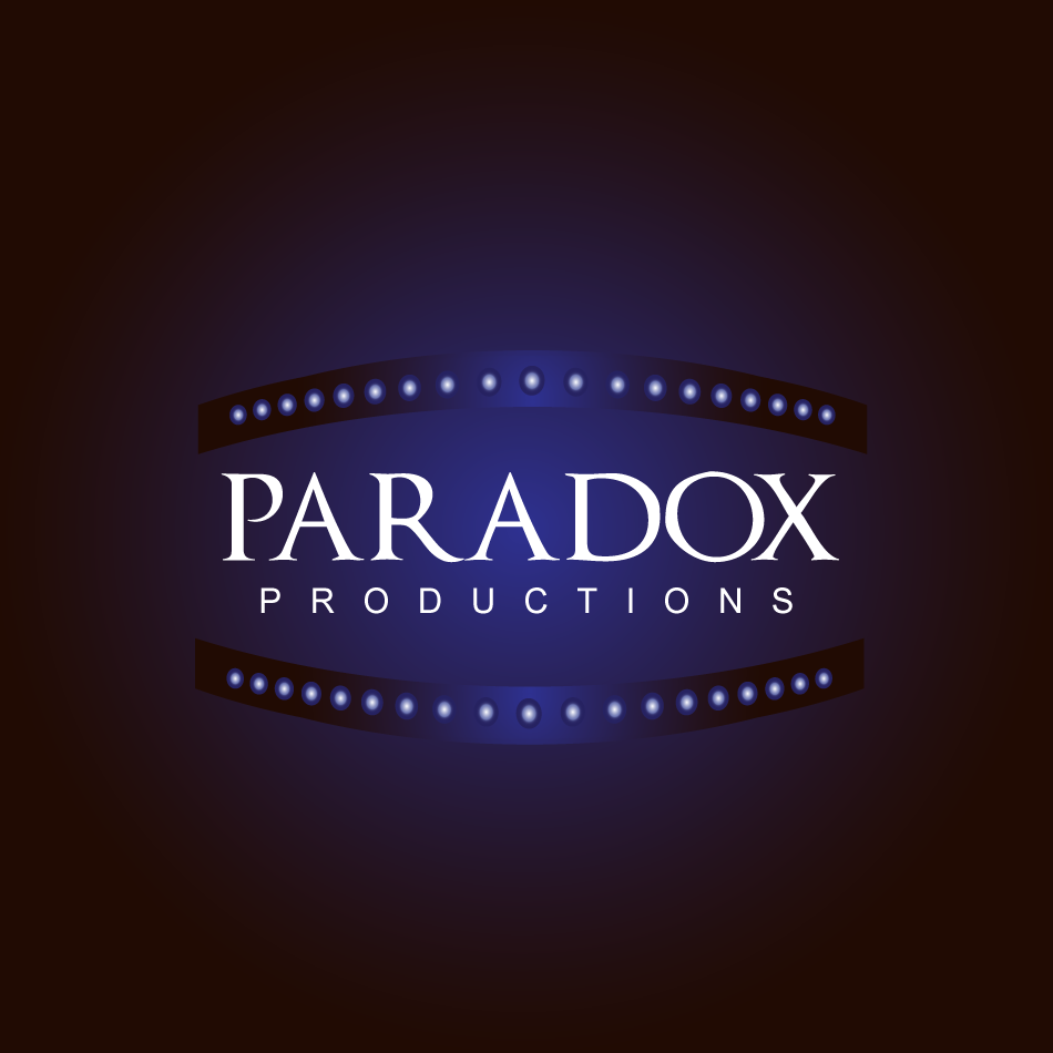 Logo Design by moonflower - Entry No. 111 in the Logo Design Contest Unique Logo Design Wanted for PARADOX Productions.