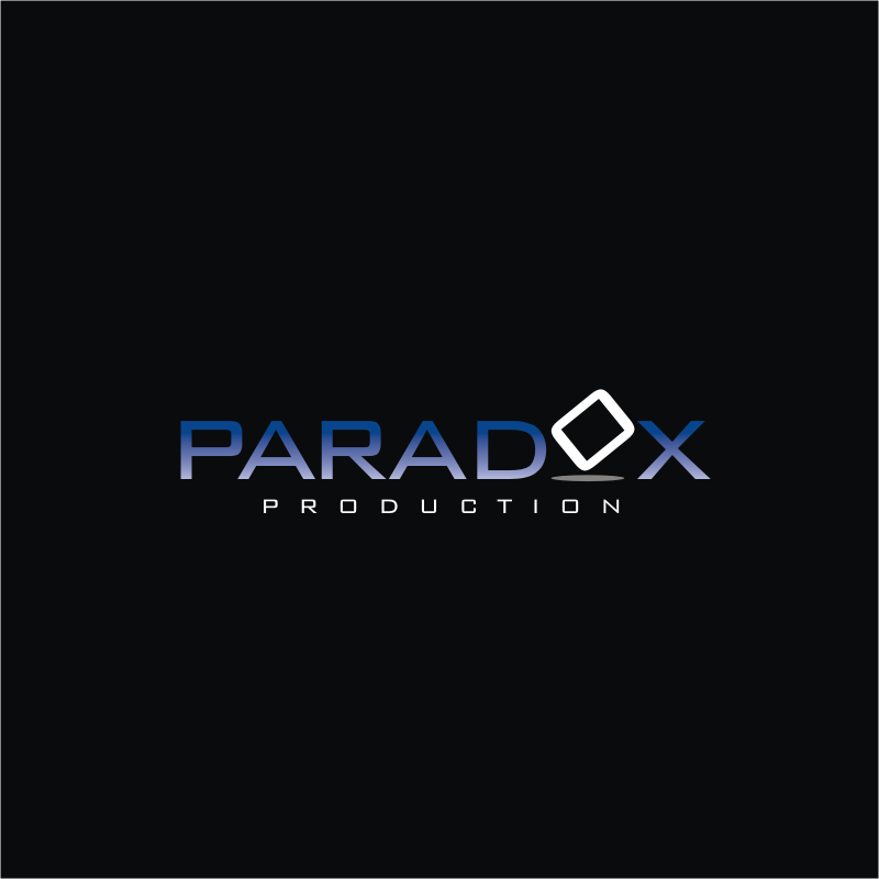 Logo Design by montoshlall - Entry No. 114 in the Logo Design Contest Unique Logo Design Wanted for PARADOX Productions.