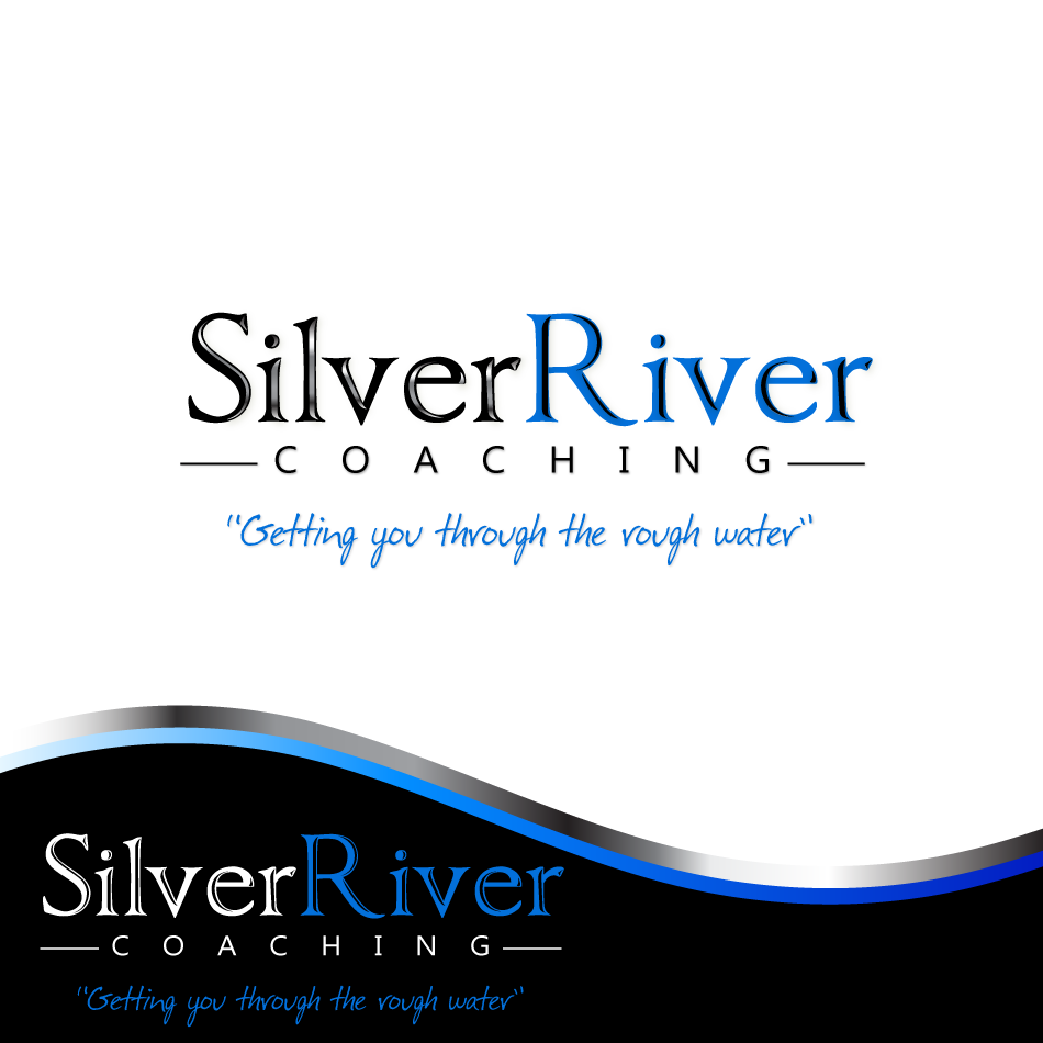 Logo Design by moonflower - Entry No. 227 in the Logo Design Contest Logo Design Needed for Exciting New Company Silver River Coaching.