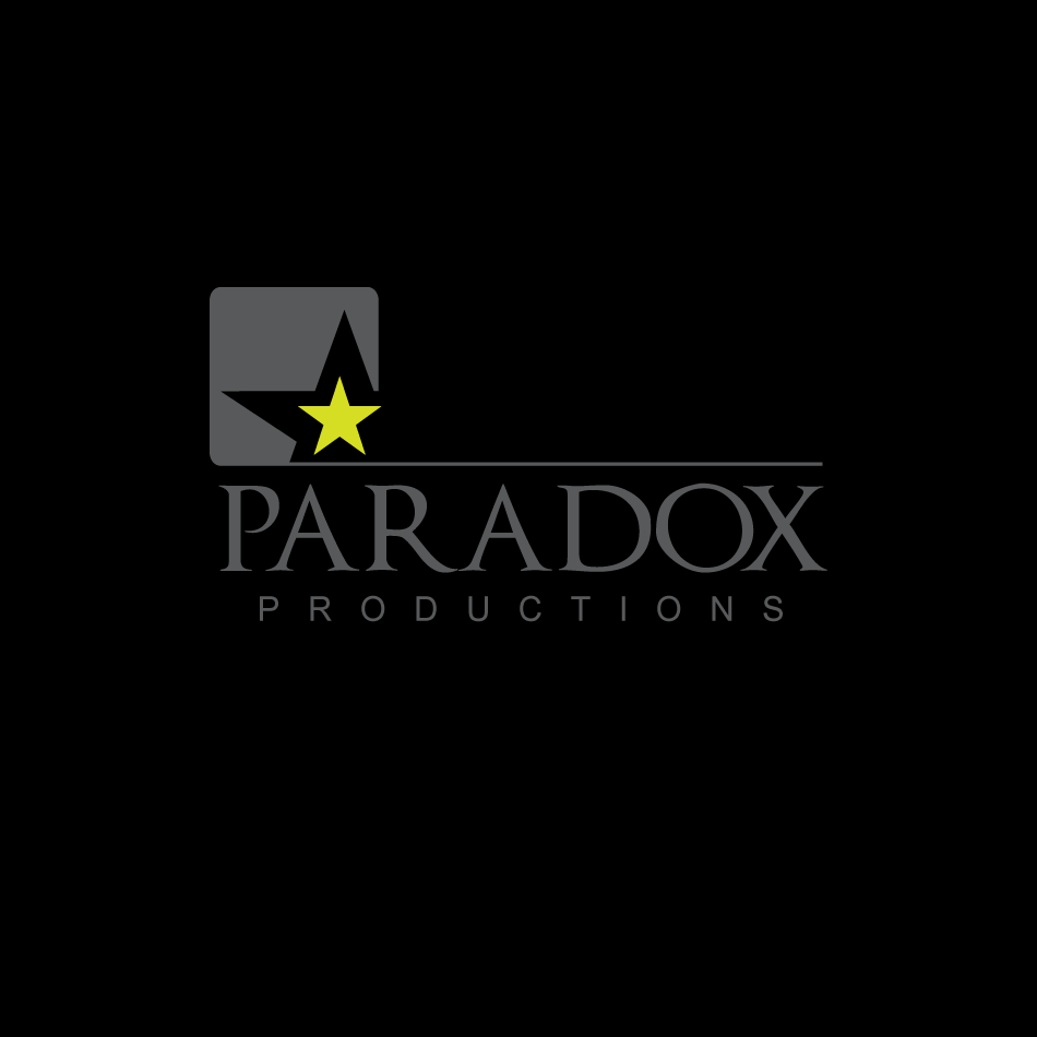 Logo Design by moonflower - Entry No. 116 in the Logo Design Contest Unique Logo Design Wanted for PARADOX Productions.