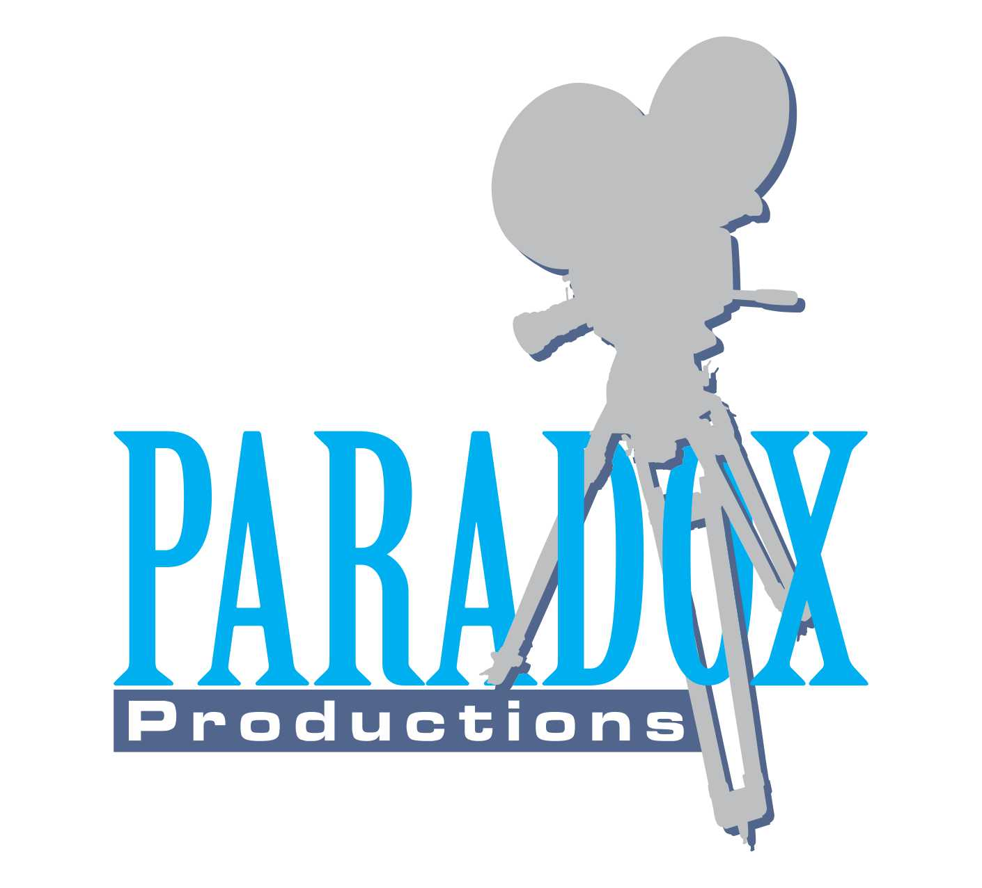 Logo Design by adykusuma - Entry No. 120 in the Logo Design Contest Unique Logo Design Wanted for PARADOX Productions.