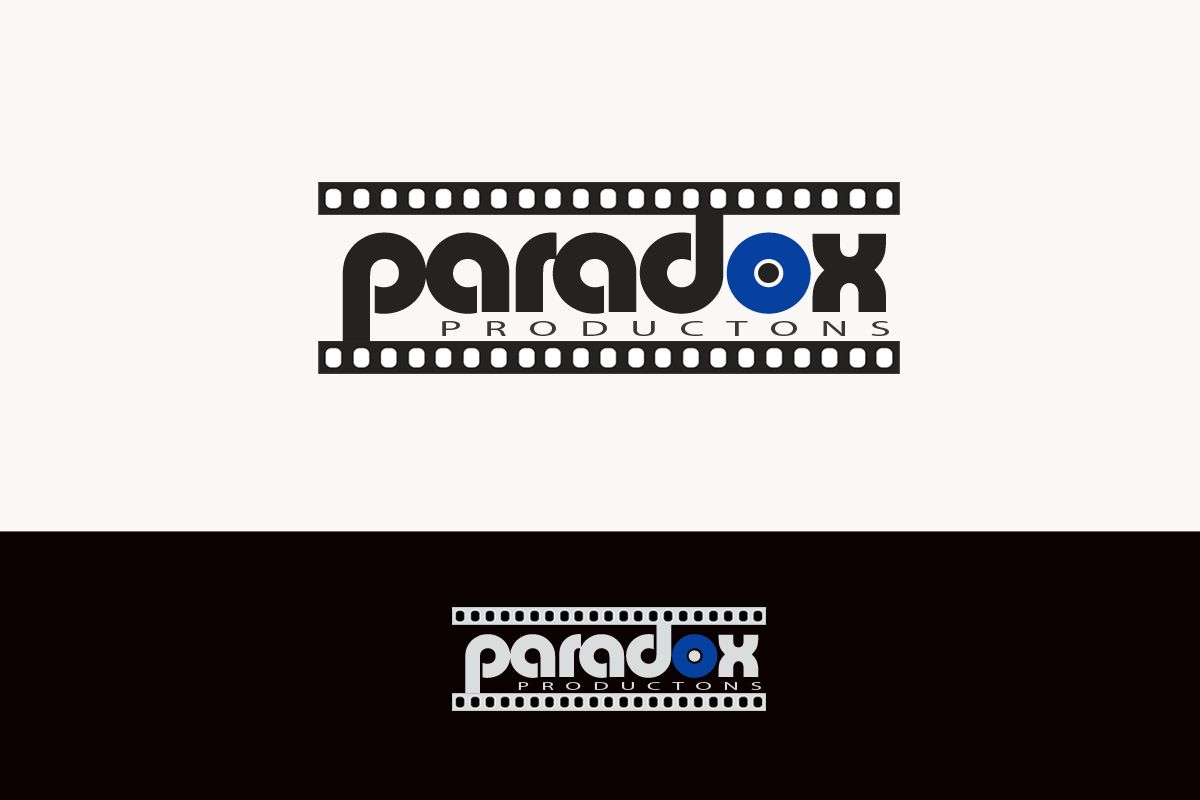 Logo Design by Golden_Hand - Entry No. 123 in the Logo Design Contest Unique Logo Design Wanted for PARADOX Productions.