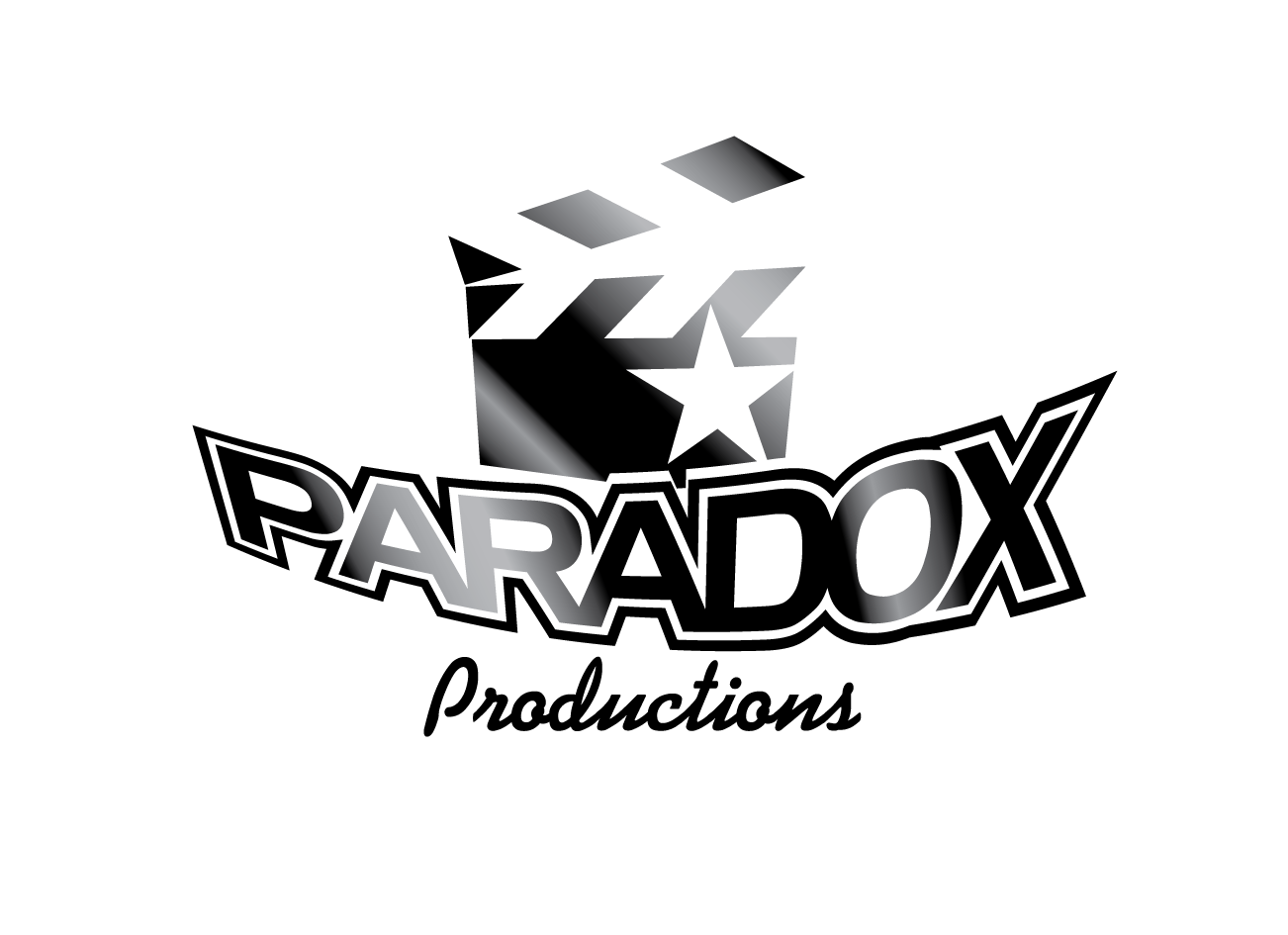 Logo Design by Severiano Fernandes - Entry No. 132 in the Logo Design Contest Unique Logo Design Wanted for PARADOX Productions.