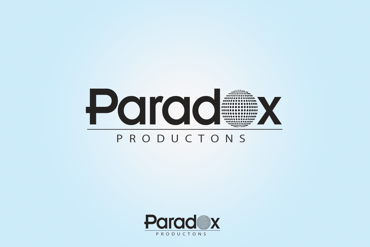 Logo Design by golden-hand - Entry No. 135 in the Logo Design Contest Unique Logo Design Wanted for PARADOX Productions.