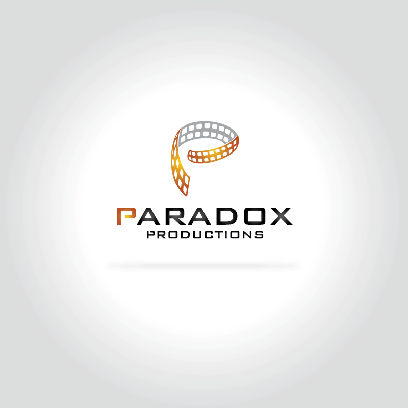 Logo Design by mosby - Entry No. 137 in the Logo Design Contest Unique Logo Design Wanted for PARADOX Productions.