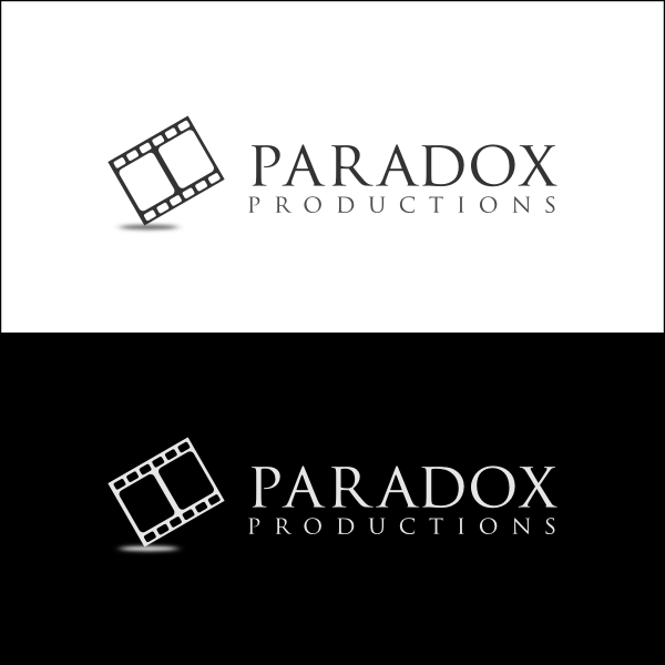 Logo Design by Joseph Vebra - Entry No. 138 in the Logo Design Contest Unique Logo Design Wanted for PARADOX Productions.