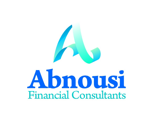 Logo Design by scorpy - Entry No. 7 in the Logo Design Contest Fun Logo Design for Abnousi Financial Consultants.