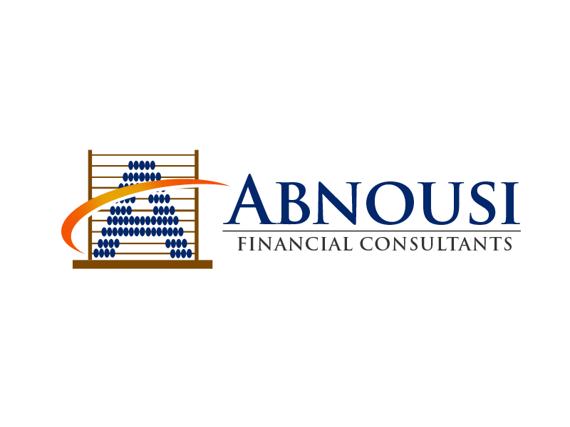 Logo Design by alocelja - Entry No. 17 in the Logo Design Contest Fun Logo Design for Abnousi Financial Consultants.