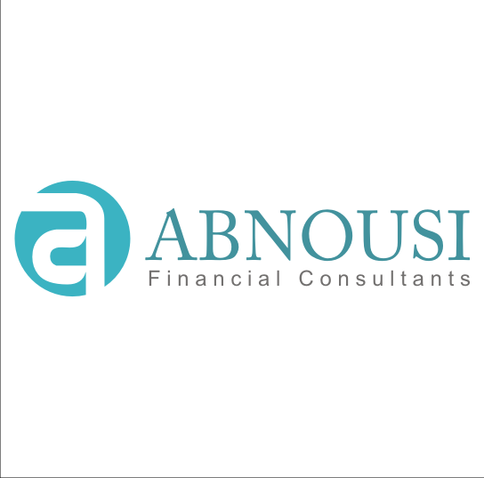 Logo Design by Alex63 - Entry No. 44 in the Logo Design Contest Fun Logo Design for Abnousi Financial Consultants.