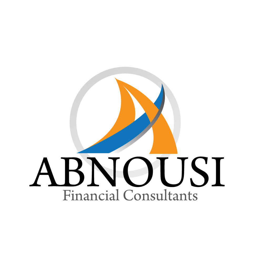 Logo Design by stormbighit - Entry No. 58 in the Logo Design Contest Fun Logo Design for Abnousi Financial Consultants.