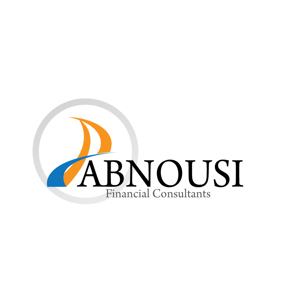 Logo Design by stormbighit - Entry No. 59 in the Logo Design Contest Fun Logo Design for Abnousi Financial Consultants.