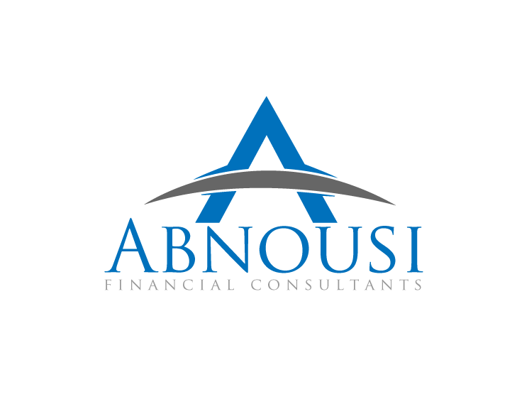 Logo Design by Private User - Entry No. 64 in the Logo Design Contest Fun Logo Design for Abnousi Financial Consultants.