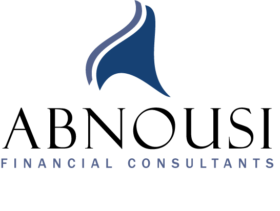 Logo Design by IconicDesign - Entry No. 66 in the Logo Design Contest Fun Logo Design for Abnousi Financial Consultants.