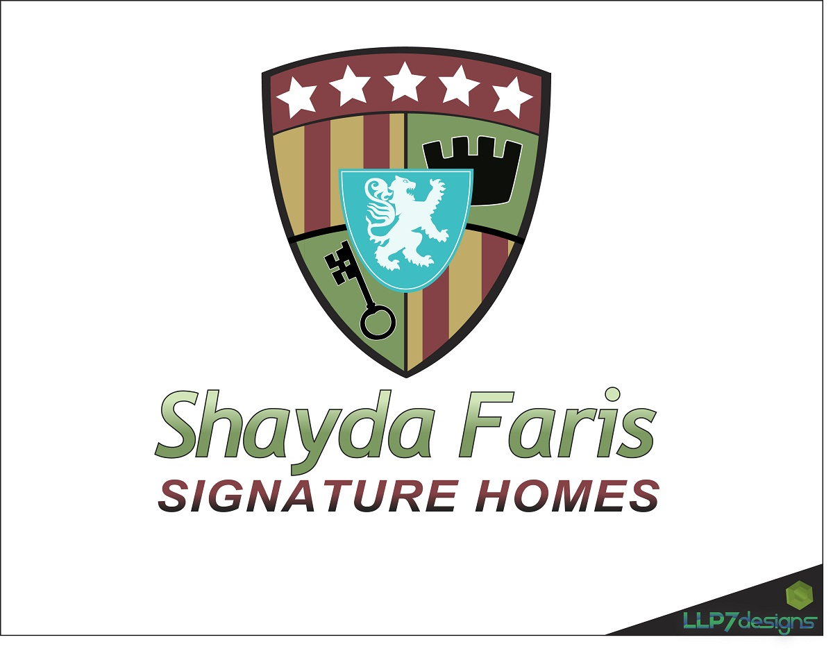 Logo Design by LLP7 - Entry No. 11 in the Logo Design Contest Unique Logo Design Wanted for Shayda Faris.