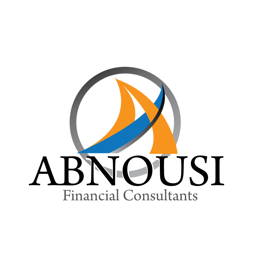 Logo Design by stormbighit - Entry No. 86 in the Logo Design Contest Fun Logo Design for Abnousi Financial Consultants.