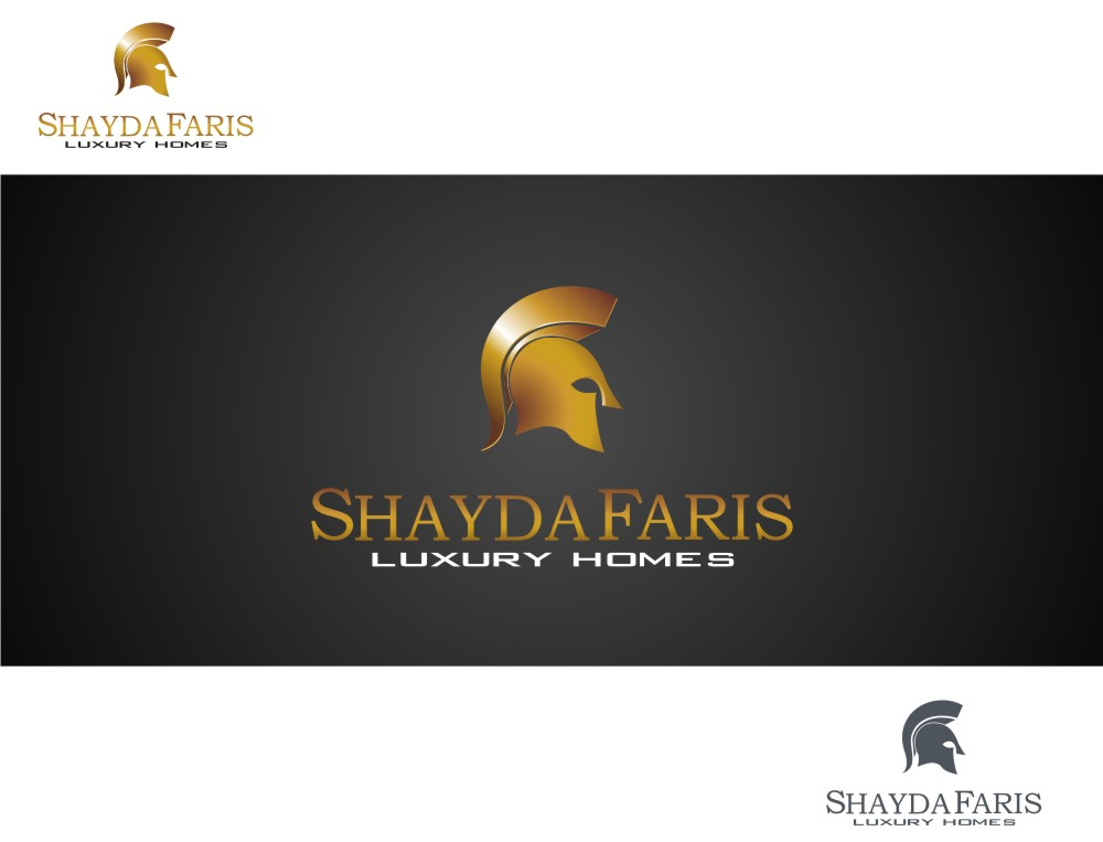 Logo Design by Muhammad Nasrul chasib - Entry No. 14 in the Logo Design Contest Unique Logo Design Wanted for Shayda Faris.