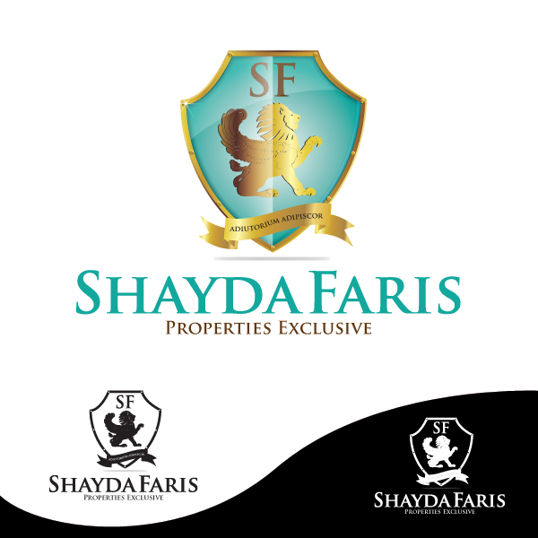 Logo Design by storm - Entry No. 18 in the Logo Design Contest Unique Logo Design Wanted for Shayda Faris.