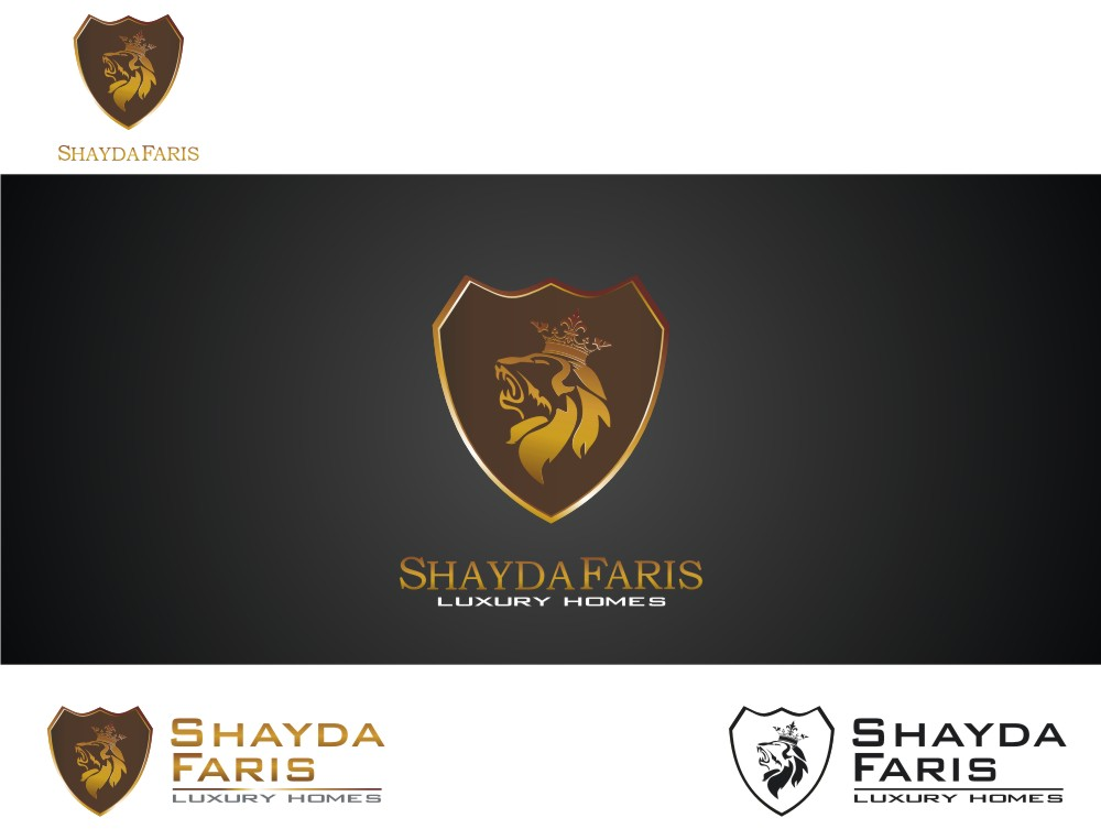 Logo Design by graphicleaf - Entry No. 20 in the Logo Design Contest Unique Logo Design Wanted for Shayda Faris.