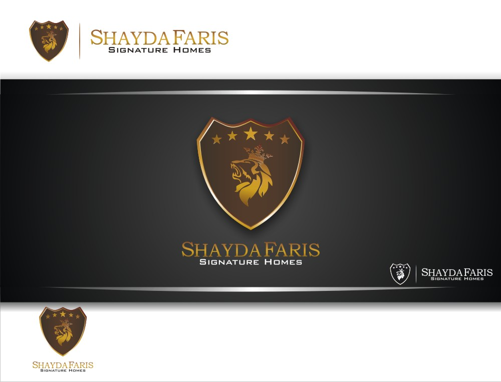 Logo Design by graphicleaf - Entry No. 23 in the Logo Design Contest Unique Logo Design Wanted for Shayda Faris.