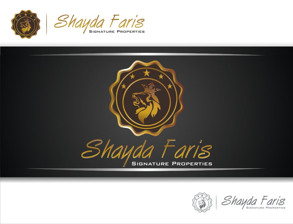 Logo Design by graphicleaf - Entry No. 28 in the Logo Design Contest Unique Logo Design Wanted for Shayda Faris.