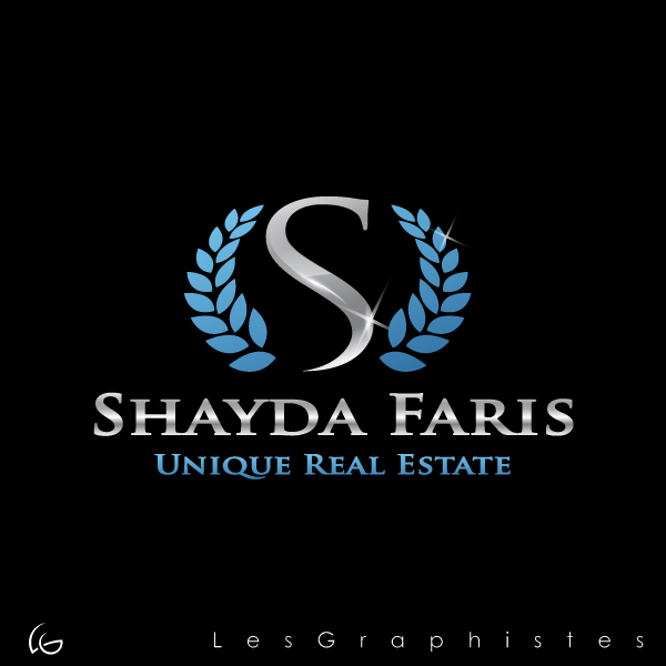 Logo Design by Les-Graphistes - Entry No. 31 in the Logo Design Contest Unique Logo Design Wanted for Shayda Faris.