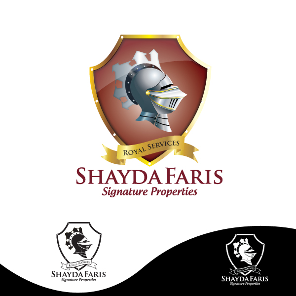 Logo Design by storm - Entry No. 33 in the Logo Design Contest Unique Logo Design Wanted for Shayda Faris.