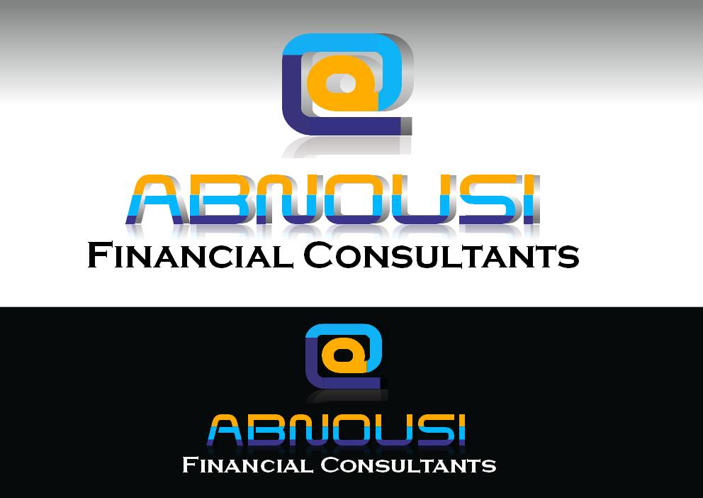 Logo Design by Heri Susanto - Entry No. 107 in the Logo Design Contest Fun Logo Design for Abnousi Financial Consultants.