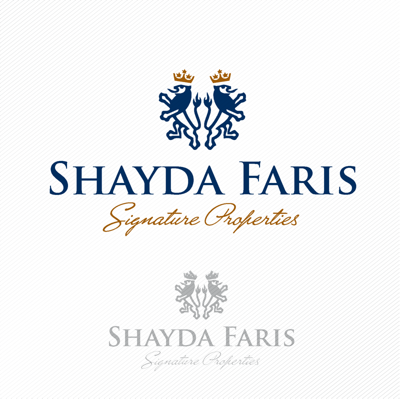 Logo Design by dwimalai - Entry No. 41 in the Logo Design Contest Unique Logo Design Wanted for Shayda Faris.