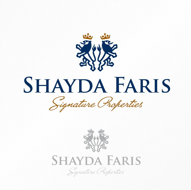 Logo Design by dwimalai - Entry No. 41 in the Logo Design Contest Unique Logo Design Wanted for Shayda Faris.