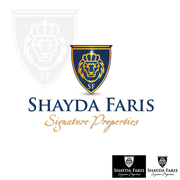 Logo Design by lumerb - Entry No. 42 in the Logo Design Contest Unique Logo Design Wanted for Shayda Faris.