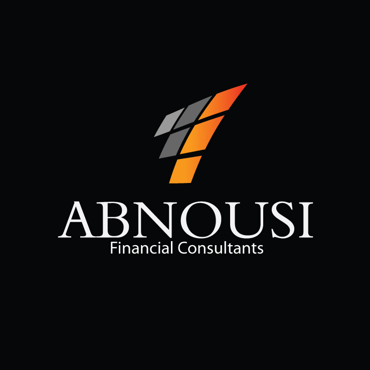 Logo Design by stormbighit - Entry No. 134 in the Logo Design Contest Fun Logo Design for Abnousi Financial Consultants.