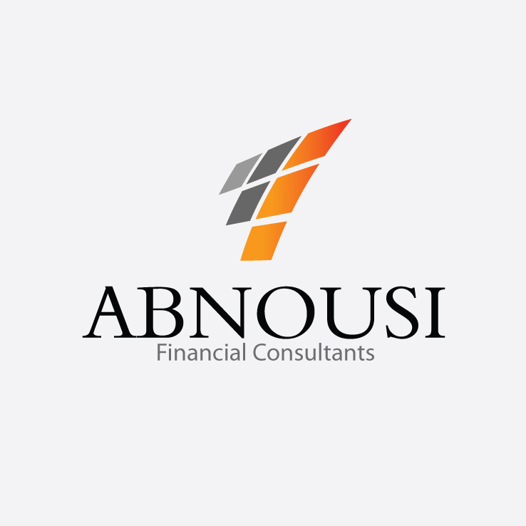 Logo Design by stormbighit - Entry No. 135 in the Logo Design Contest Fun Logo Design for Abnousi Financial Consultants.
