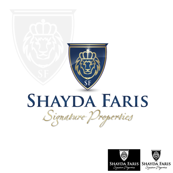 Logo Design by lumerb - Entry No. 43 in the Logo Design Contest Unique Logo Design Wanted for Shayda Faris.
